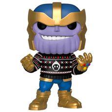 Figurka Marvel Holiday POP! Thanos