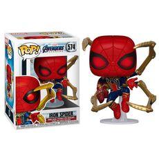Figurka Avengers Endgame POP! Iron Spider w/Nano Gauntlet