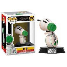 Figurka Star Wars Episode IX POP! - D-0