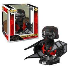 Figurka Star Wars Episode IX POP! Deluxe - Supreme Leader Kylo Ren