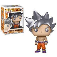 Figurka Dragon Ball Super POP! Goku (Ultra Instinct)