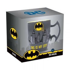 Kubek DC Comics Batman - City Scene (450 ml)