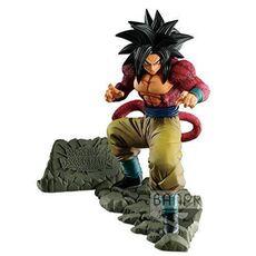 Figurka Dragon Ball Doken Battle - Super Saiyan 4 Son Goku