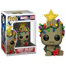 Figurka Marvel Holiday POP! Groot
