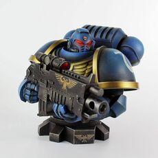 Popiersie Warhammer 40K - Marine Primaris