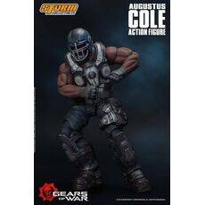Figurka Gears of War 5 1/12 - Augustus Cole