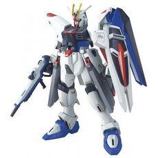 Model figurki GUNDAM Hg 1/144 R15 Freedom Gundam, zdjęcie 1