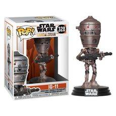 Figurka Star Wars The Mandalorian POP! - IG-11