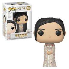 Figurka Harry Potter POP! Cho Chang (Yule Ball)