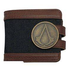 Portfel premium Assassin's Creed - Crest