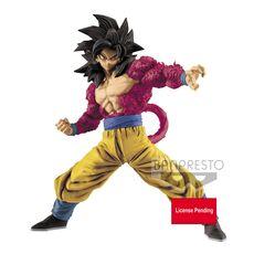 Figurka Dragon Ball GT Full Scratch - Super Saiyan 4 Son Goku