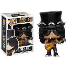 Figurka Guns N´ Roses POP! Rocks - Slash