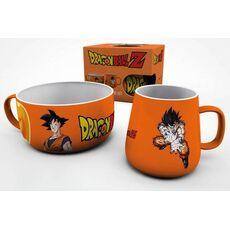 Zestaw śniadaniowy Dragon Ball Z - Goku