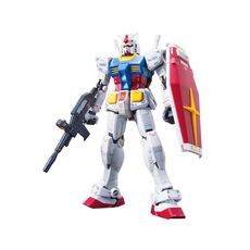 Model figurki GUNDAM Rg 1/144 Rx-78-2 Gundam