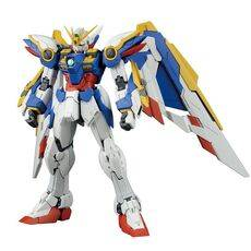 Model figurki GUNDAM Rg 1/144 Wing Gundam Ew