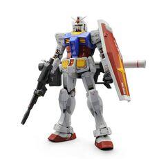 Model figurki GUNDAM Mg 1/100 Rx-78-2 Gundam Ver.3.0