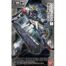 Model figurki GUNDAM 1/100 Full Mechanics Barbatos Lupus, zdjęcie 6