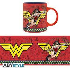 Kubek DC Comics - Wonder Woman Action