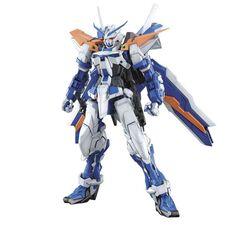 Model figurki GUNDAM MG 1/100 Gundam Astray Blue Frame Second Revise