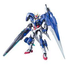 Model figurki GUNDAM MG 1/100 OO Gundam Seven Sword/G, zdjęcie 1