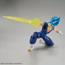 Figurka do złożenia Dragon Ball Z - SSGSS Vegetto (ruchoma)
