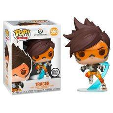 Figurka Overwatch POP! Tracer (550)