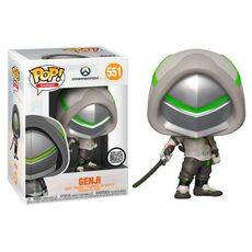Figurka Overwatch POP! Genji (551), zdjęcie 1