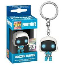 Brelok Fortnite POP! Frozen Raven