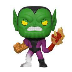 Figurka Fantastic Four POP! Super-Skrull