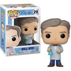 Figurka POP! Icons - Bill Nye