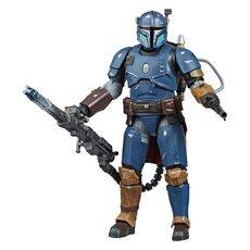 Figurka Star Wars The Mandalorian Black Series - Heavy Infantry Mandalorian Exclusive