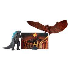 Zestaw figurek Godzilla King of the Monsters - Godzilla & Rodan 9 cm, zdjęcie 1