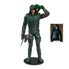 Figurka Arrow - Green Arrow