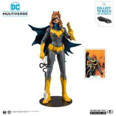 Figurka DC Rebirth Build A - Batgirl (Art of the Crime)
