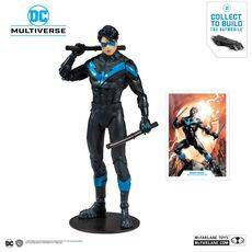 Figurka DC Rebirth Build A - Nightwing (Better Than Batman)