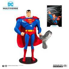 Figurka Batman: The Animated Series - Superman 18 cm