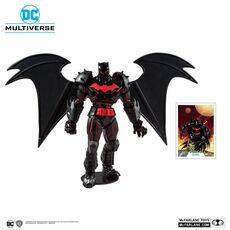 Figurka Batman & Robin - Batman (Hellbat Suit)