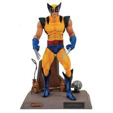 Figurka Marvel Select Action Figure Wolverine 18 cm