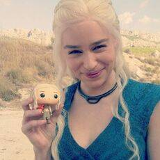 Figurka Game of Thrones / Gra o Tron POP! - Daenerys Targaryen 10 cm
