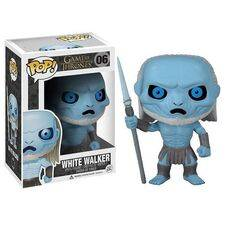 Figurka Game of Thrones / Gra o Tron POP! - White Walker 10 cm