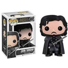 Figurka Game of Thrones / Gra o Tron POP! Vinyl Bobble-Head Jon Snow 10 cm