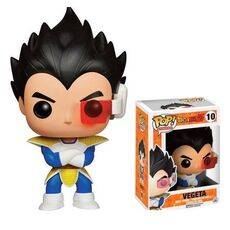 Figurka Dragon Ball Z POP! - Vegeta