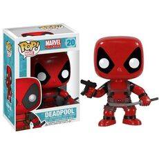 Figurka Marvel Comics POP! Vinyl Bobble-Head Deadpool 10 cm