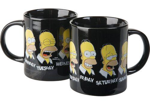 Kubek Simpsons - A Normal Week