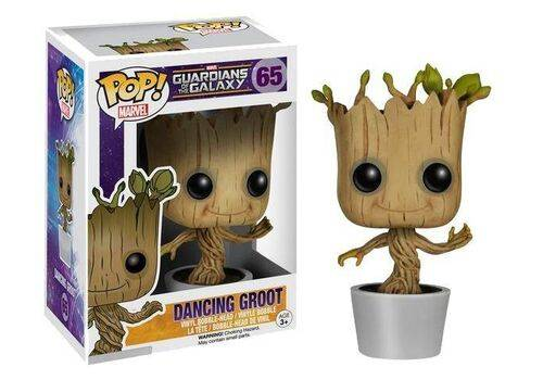 Figurka Guardians of the Galaxy POP! - Dancing Groot 10 cm
