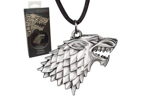 Naszyjnik Game of Thrones / Gra o Tron - Stark