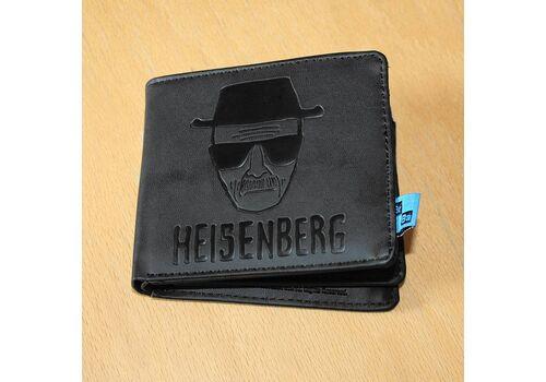 Portfel skórzany Breaking Bad - Heisenberg