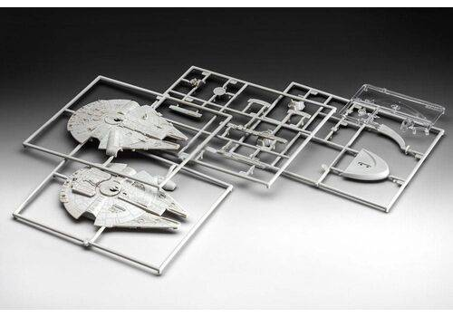 Model do sklejania Star Wars 1/241 Millennium Falcon