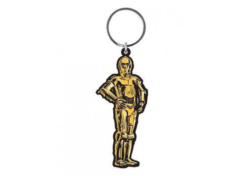 Brelok gumowy Star Wars - C-3PO