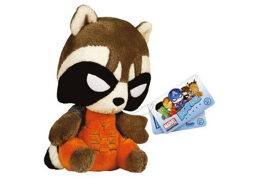 Pluszowa maskotka Marvel Mopeez - Rocket Raccoon 12 cm, zdjęcie 1